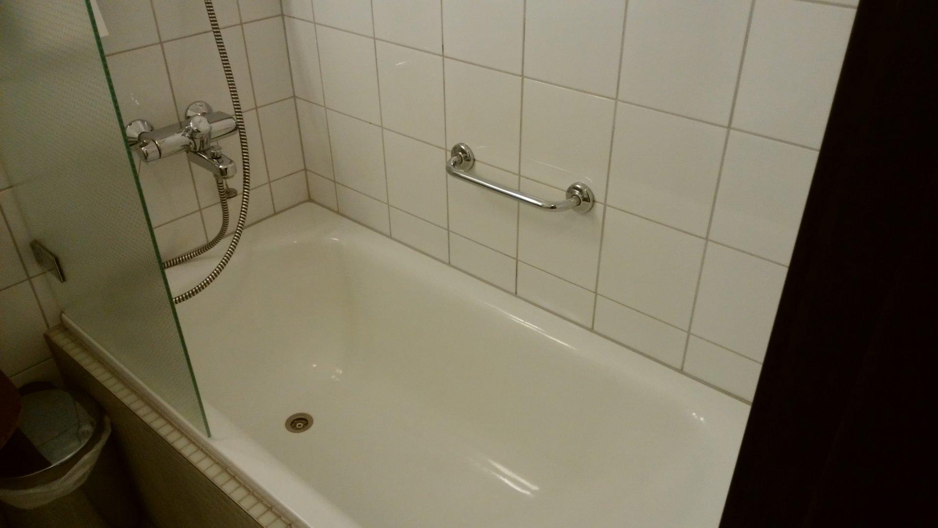 ソコスヴァークナのトイレ兼浴室